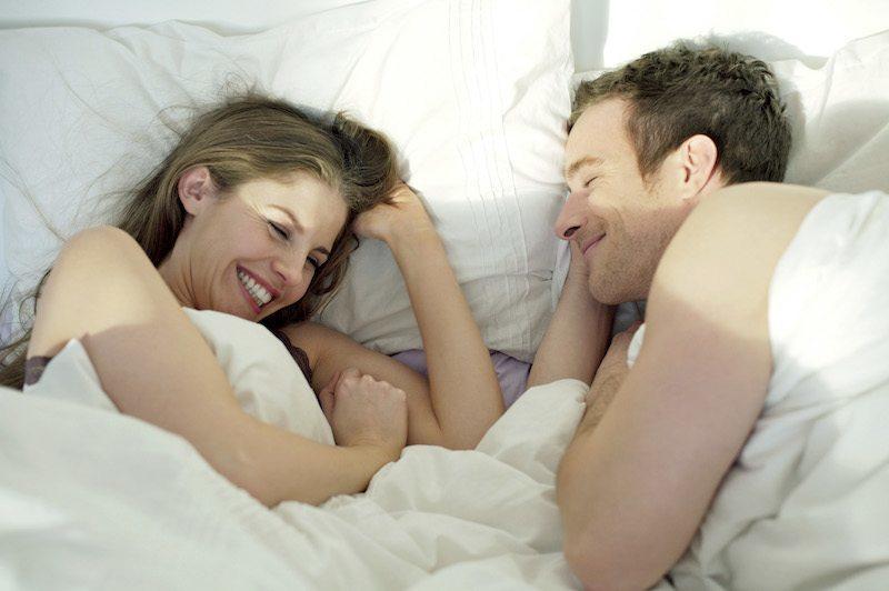 Profiter de son lit en couple