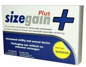 Boite de SizeGain Plus